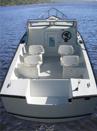 19 Cuddy Cabin Seabreeze Boats